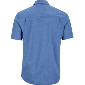 Marmot Windshear SS Shirt Men Varsity Blue